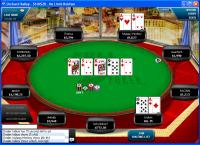 Full Tilt Poker Table