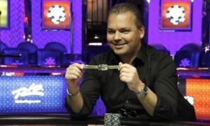 Jan Peter Jachtmann WSOP 2012 Win