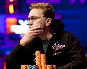 Neil Channing Unlucky At WSOP 2012